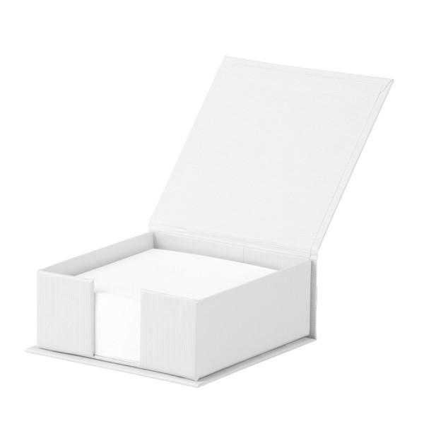 Zettelkasten, Weiß