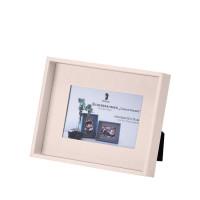 Bilderrahmen für Fotos 10x15 cm, Powder/Rosa