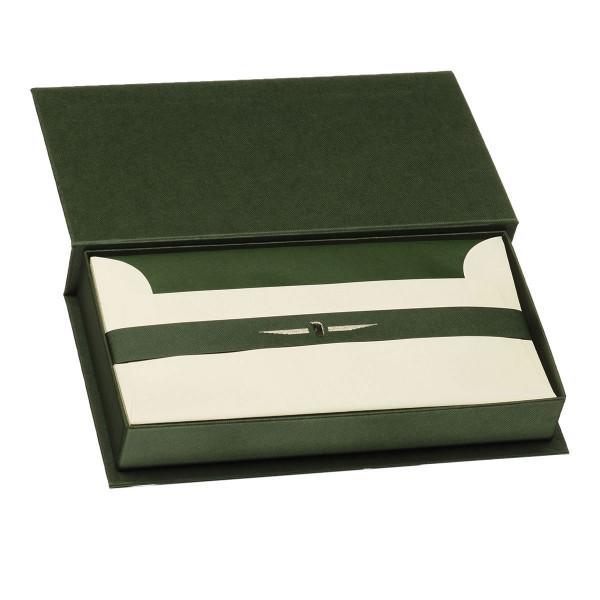 Kartenkassette, Grün