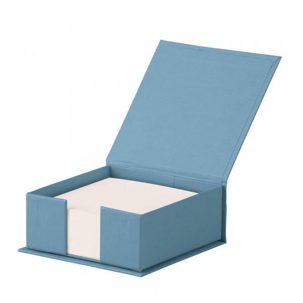 Zettelkasten, Denim-Blau