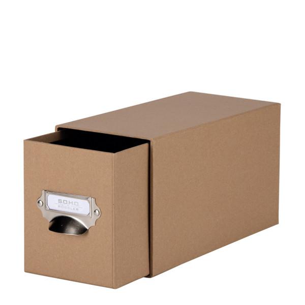 1er Schubladenbox für CDs, Kraft