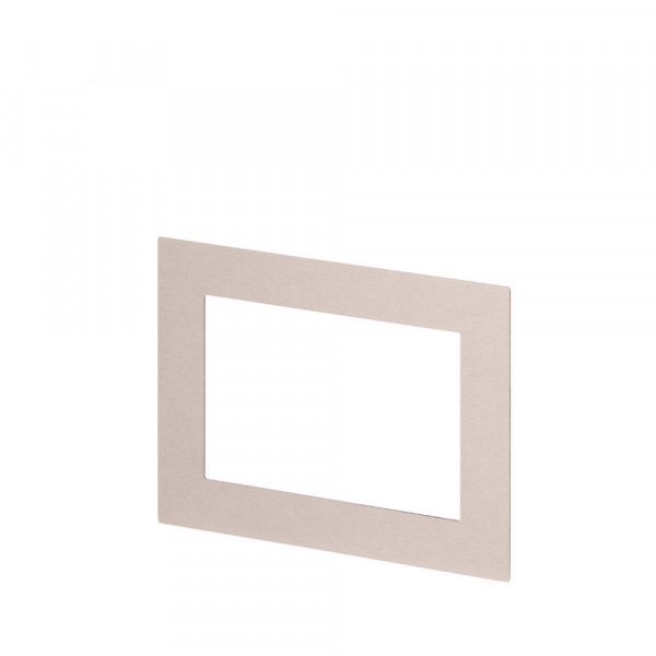 Passepartout für Bilderrahmen 10x15, Powder/Rosa