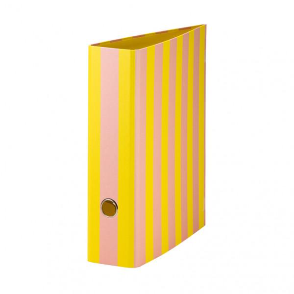 Ordner für DIN A4, Sunny Stripes