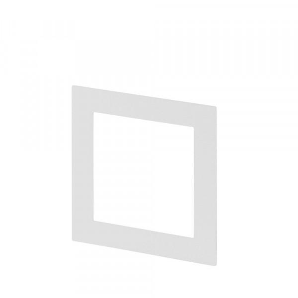Passepartout für Bilderrahmen 13x13,Weiß