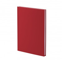 Notizbuch A4, Rot