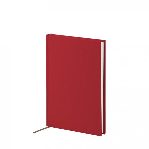 Notizbuch A5, Rot