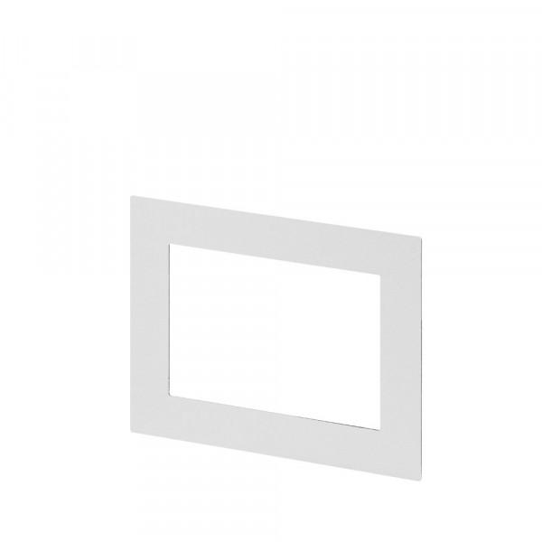 Passepartout für Bilderrahmen 10x15,Weiß