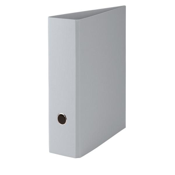 Hochwertiger SOHO A4 Ordner in Stone/Grau