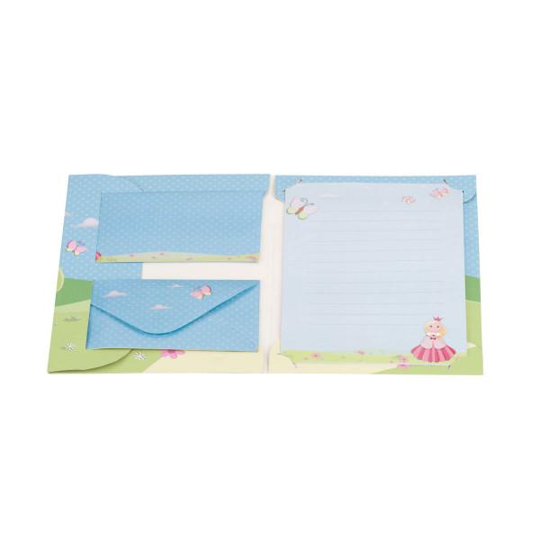Kinder-Briefpapier, Prinzessin