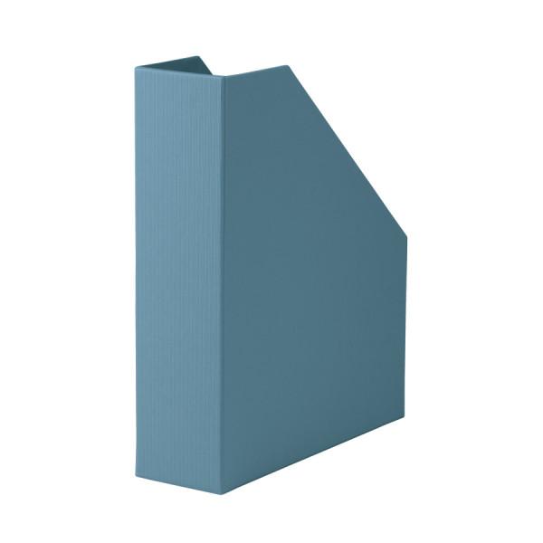 Stehsammler für A4, Denim/Blau