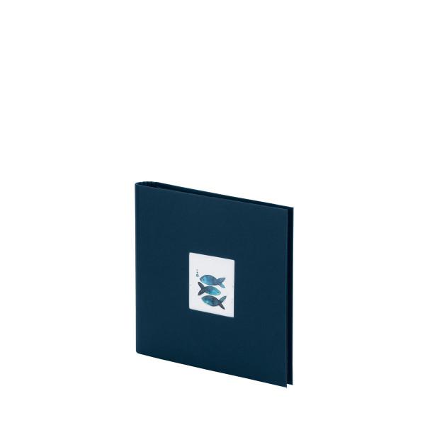Gäste- und Fotoalbum, Fische Aquarell