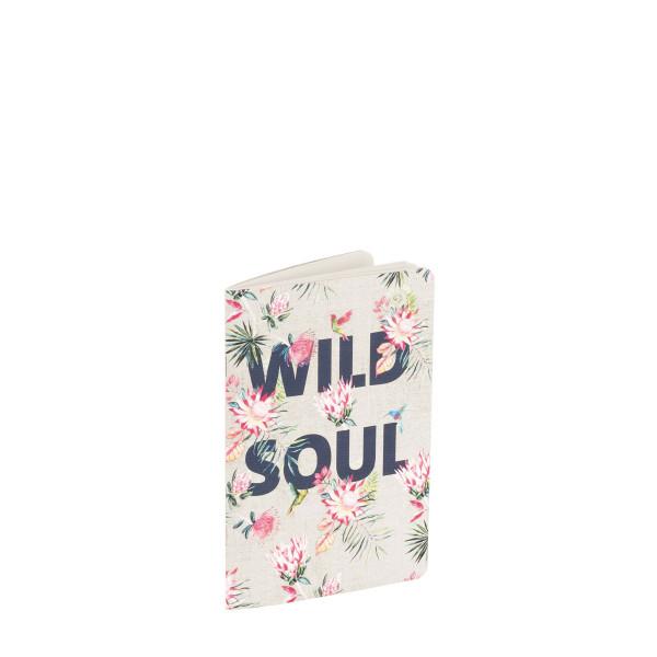 Notizheft A5, Wild Soul, Tropisch