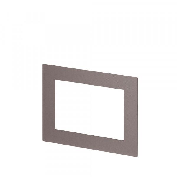 Passepartout für Bilderrahmen 10x15, Taupe