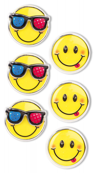 Sticker, Smilies
