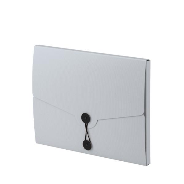 Sammelmappe für A4, Stone/Grau