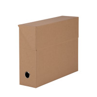 Archivbox für A4, Kraft