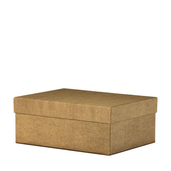 Box M, Haselnuss/Braun