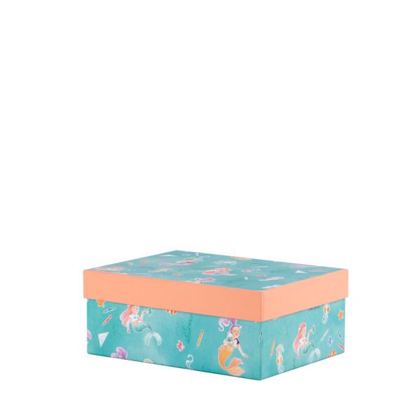 Box, M, Meerjungfrau