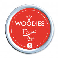 Stempelkissen, Royal Rose/ Rot