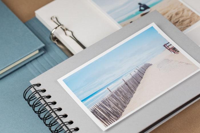 Fotobücher & -boxen