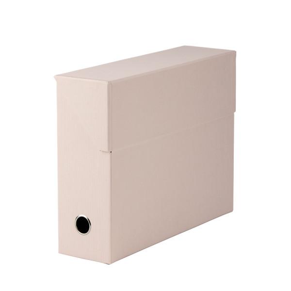 Archivbox für A4, Powder-Rosa