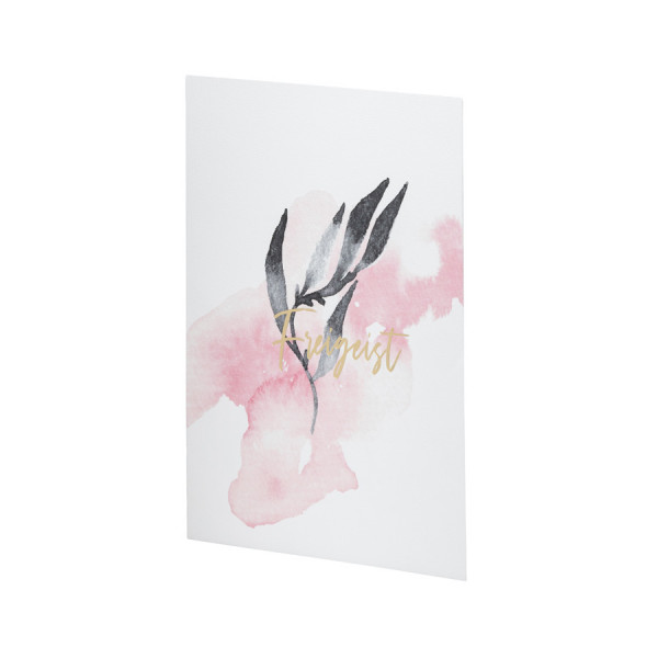 Kunstdruck A4, Freigeist