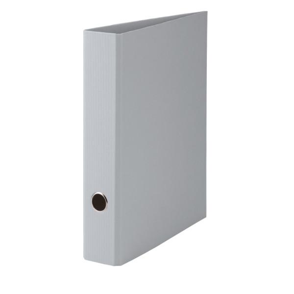 Ordner für A4, schmal, Stone-Grau