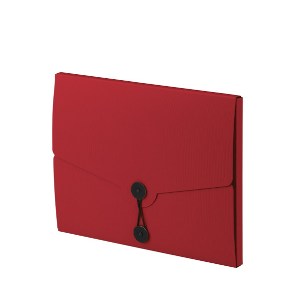 Sammelmappe für A4, Rot