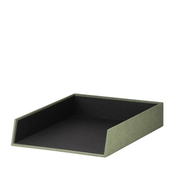 Ablagekorb für A4, Salbei/Grün