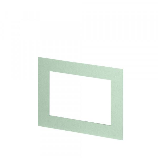 Passepartout für Bilderrahmen 10x15, Mint