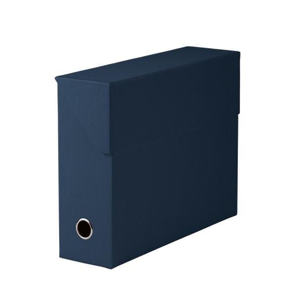 Archivbox für A4, Blau/Navy