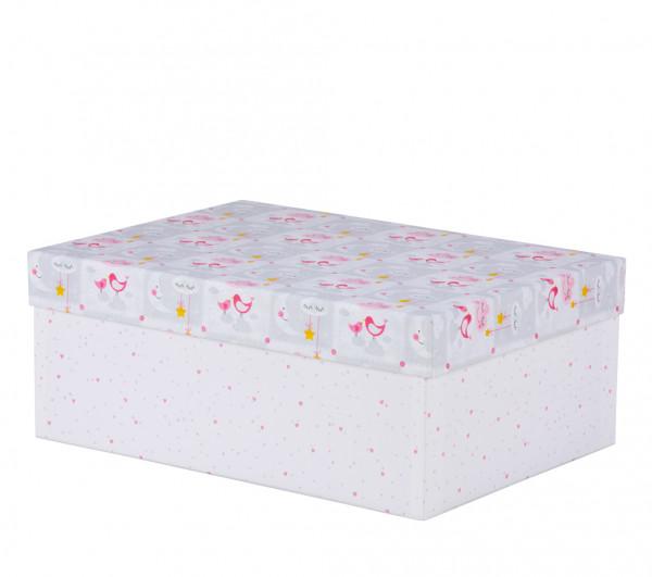 Box, XL, Rosa