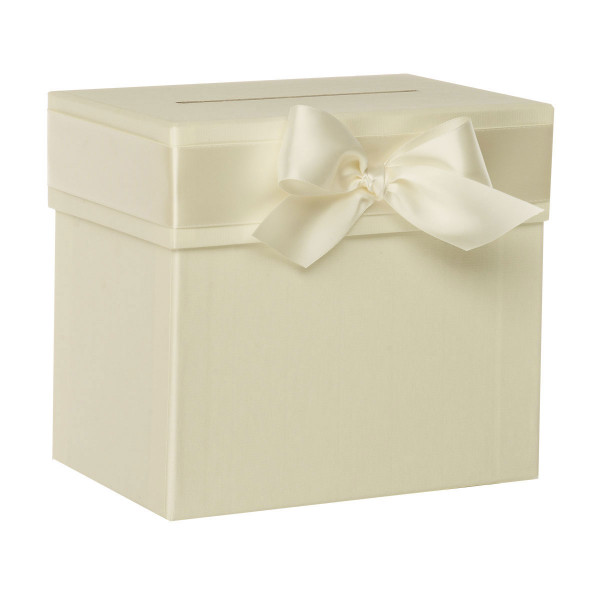 Geldbox / Briefbox, Creme