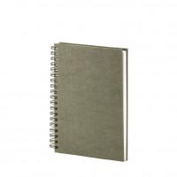 Notizbuch, A5+, Salbei/Grün