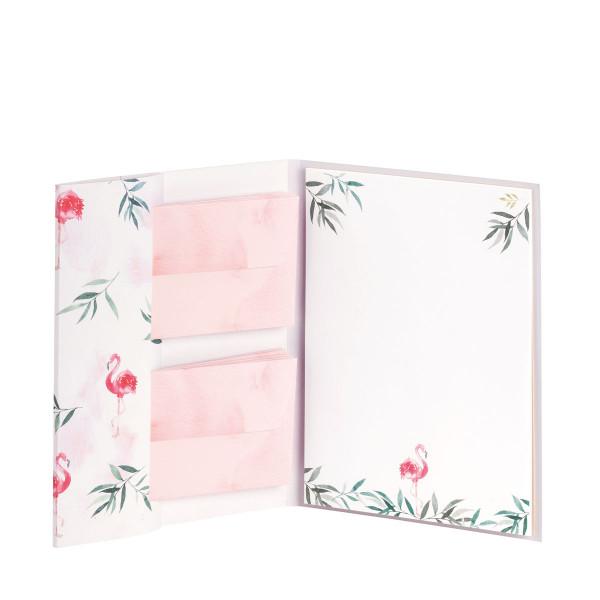 Briefpapier, Flamingo