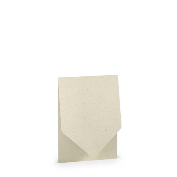 Pocketfold-Kartenset B6, Terra Vanilla