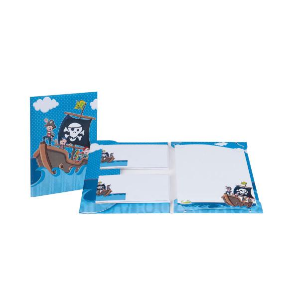 Kinder-Briefpapier, Pirat