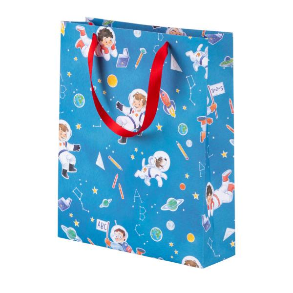 Geschenktüte, Astronaut