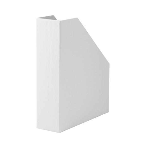 Stehsammler für A4, Weiß