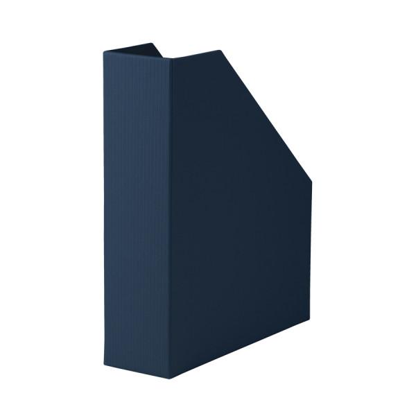 Stehsammler für A4, Navy/Blau