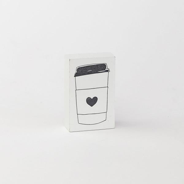 Stempel May & Berry, Kaffeebecher