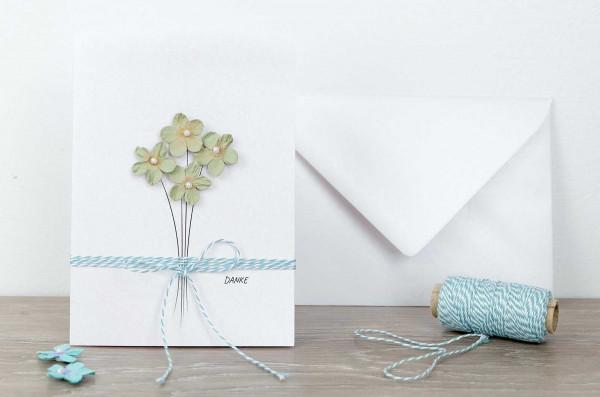 Karte-Danke-Blumen