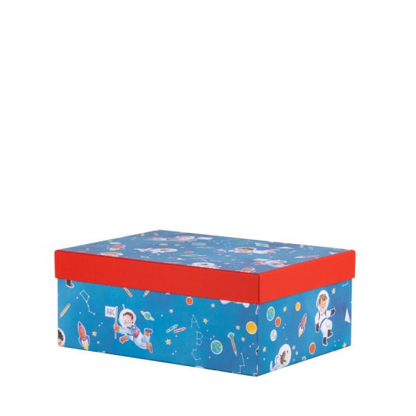 Box, L, Astronaut