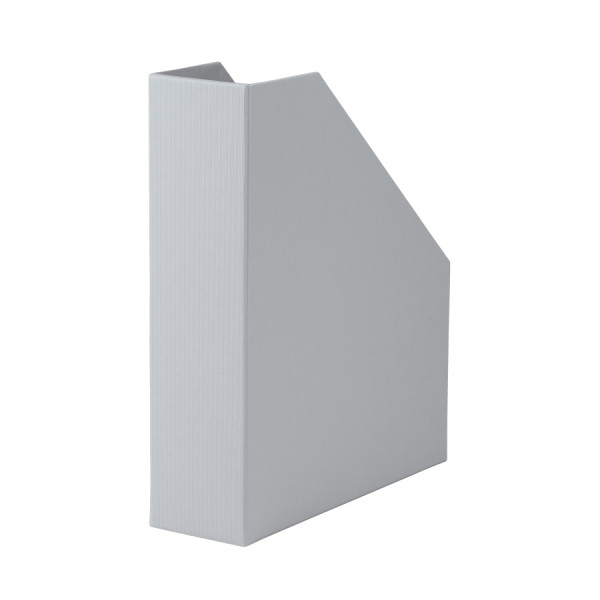 Stehsammler für A4, Stone/Grau