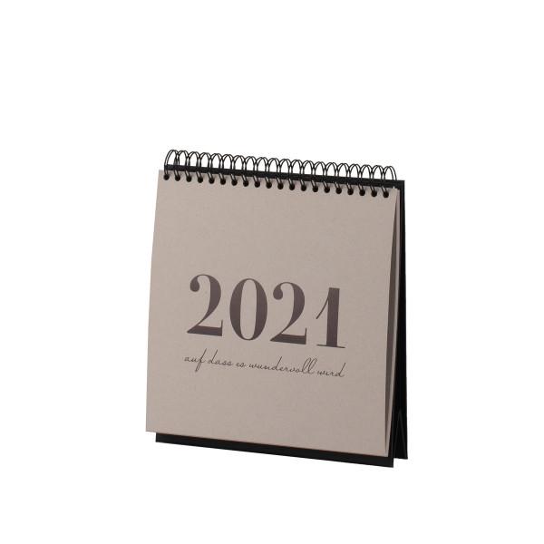 Fotokalender 2021, Grau