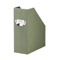 Stehsammler mit Griff für A4, Salbei/Grün