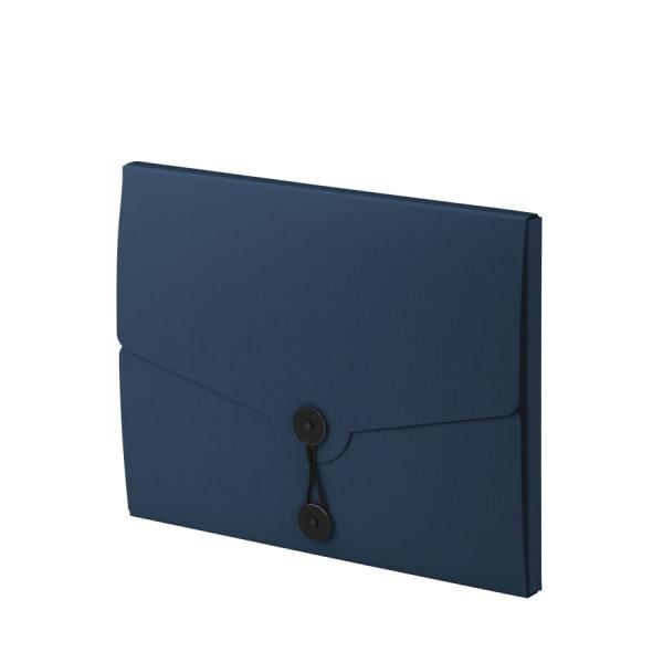 Sammelmappe für A4, Navy/Blau