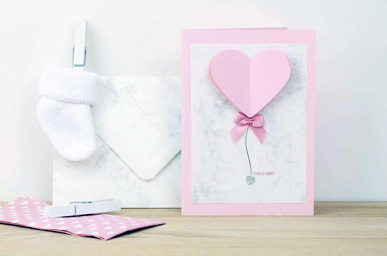 Hallo-Baby-Kartenwerkstatt