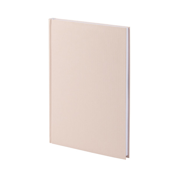 Notizbuch A4, Powder-Rosa