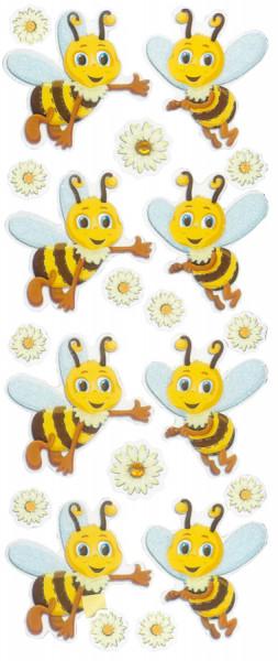 Sticker, Bienen